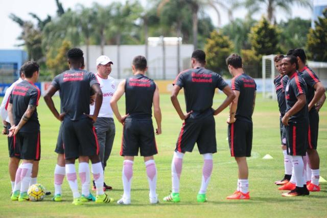 Após derrota, Inter volta a pensar no Fortaleza e reservas treinam na Toca da Raposa Ricardo Duarte/Inter