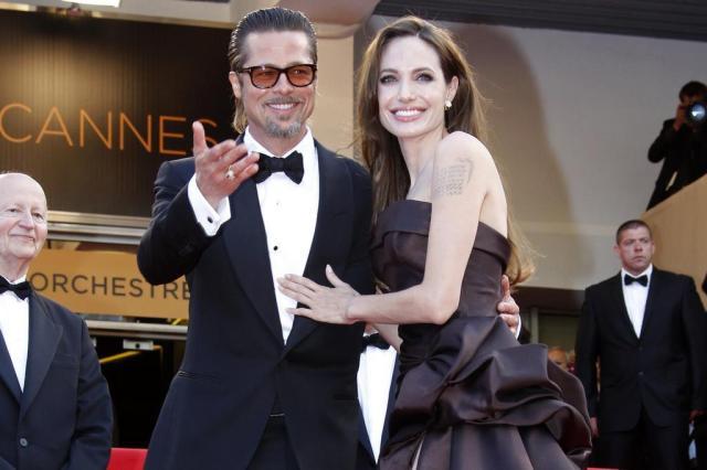 Brad Pitt e Angelina Jolie se separam: veja a reação da internet em memes FRANCOIS GUILLOT/AFP