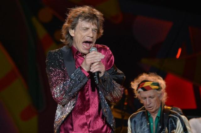 Rolling Stones e Beatles terão novos documentários lançados YAMIL LAGE/AFP