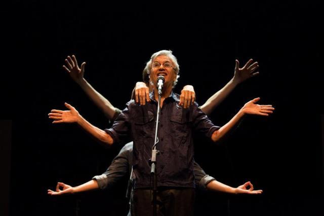 Caetano Veloso é o artista brasileiro mais completo segundo a Billboard Marcos Hermes/Marcos Hermes