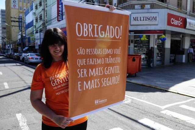Semana Nacional de Trânsito chama atenção para a importância de mudanças em atitudes cotidianas Ronaldo Bernardi/Agencia RBS