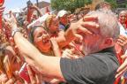 """Lula se diz """"ofendido"""" por ter vida """"futucada por uns meninos do MPF"""" Ricardo Stuckert/Instituto Lula"""