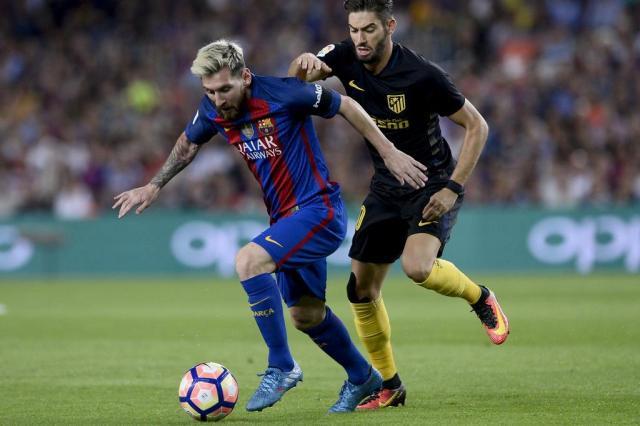 Messi sofre lesão muscular e fica três semanas fora dos gramados Josep Lago/AFP