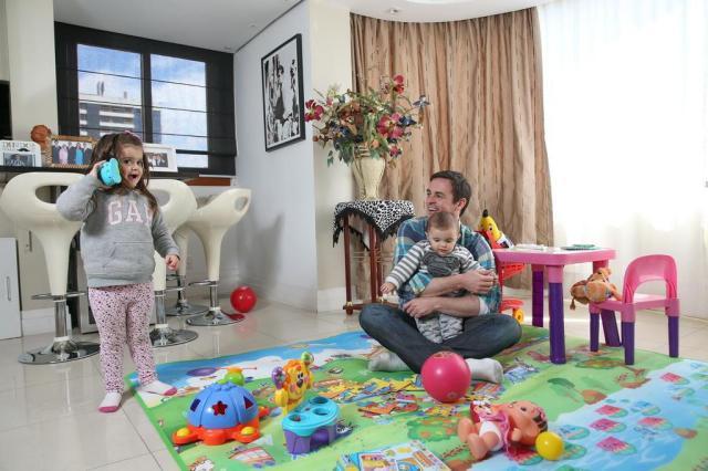 Do silêncio da intuição ao rock em família: conheça Maurício Dziedricki Diego Vara/Agencia RBS