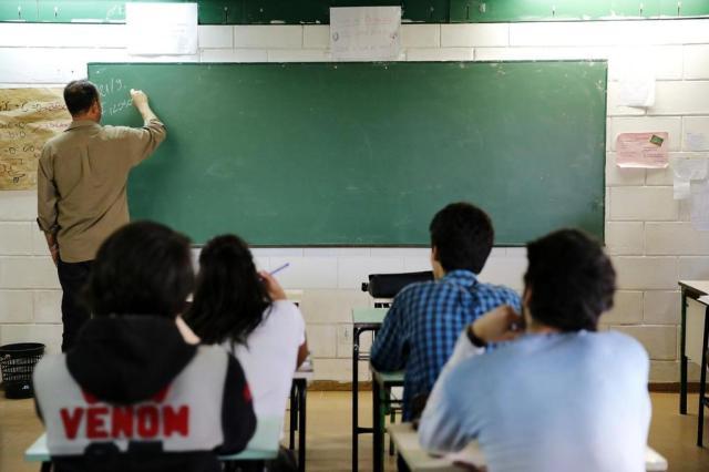 Ensino Médio deve ter currículo flexível e carga horária maior Mateus Bruxel/Agencia RBS