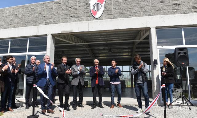 Leonardo Oliveira: a nova casa do River, um exemplo para o Inter Divulgação / C.A. River Plate/C.A. River Plate