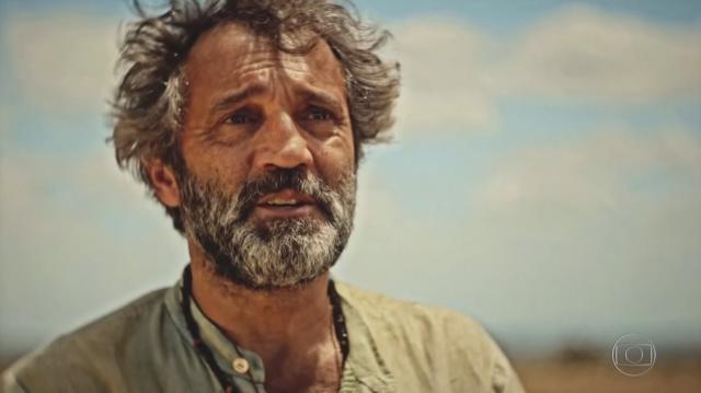 """Últimas cenas de Domingos Montagner começam a ser exibidas em """"Velho Chico""""nesta quinta-feira TV Globo / Reprodução/Reprodução"""