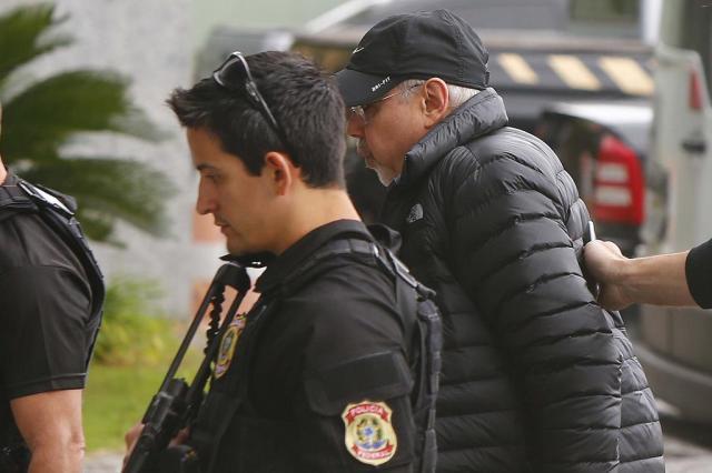 Prisão de Mantega em hospital de SP gera críticas e leva PF a divulgar nota MARCOS BEZERRA/FUTURA PRESS/ESTADÃO CONTEÚDO