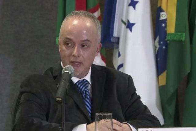 Mantega foi preso por reiterados crimes contra a ordem pública, diz força-tarefa Reprodução/Globo News