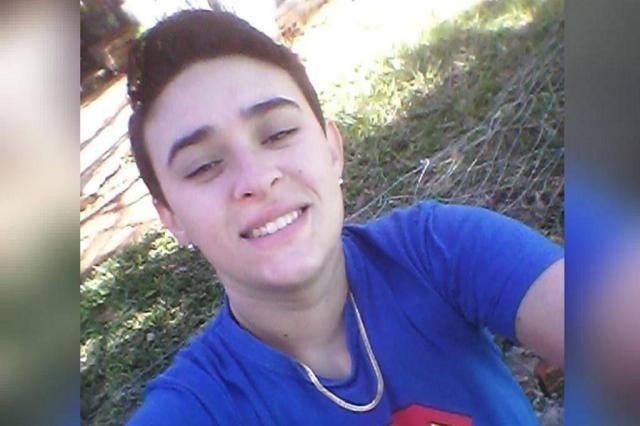 """""""Ela foi ajudar a amiga e não voltou"""", lamenta mãe de jovem de Santiago assassinada em Santo Ângelo Facebook/Reprodução"""