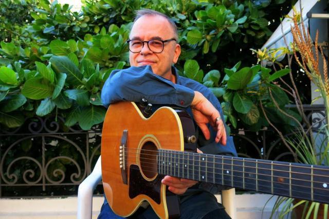 Augusto Licks, ex-guitarrista do Engenheiros do Hawaii, volta a Porto Alegre com workshop Augusto Licks/Divulgação