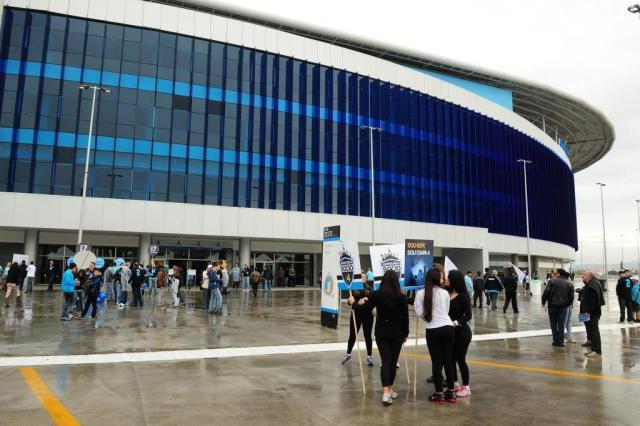 Eleição para Conselho Deliberativo do Grêmio será o primeiro ato da sucessão presidencial Fernando Gomes/Agencia RBS