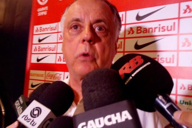 Carvalho admite atuação ruim, mas destaca classificação do Inter André Silva/Agência RBS/