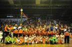 MGA Games vence a Celemaster duas vezes em Uruguaiana e é bicampeã gaúcha de futsal feminino Roni Rigon/Agencia RBS