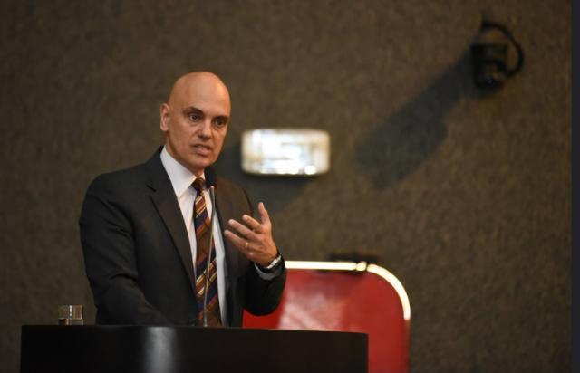 Moraes deve ser sabatinado no Senado na próxima terça-feira Humberto Pradera/MJ/