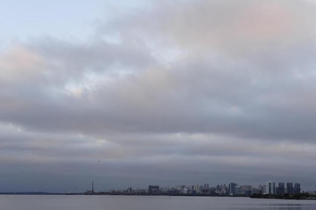 Porto Alegre deve ter dia de sol, tempo seco e máxima de 22ºC Ronaldo Bernardi/Agencia RBS