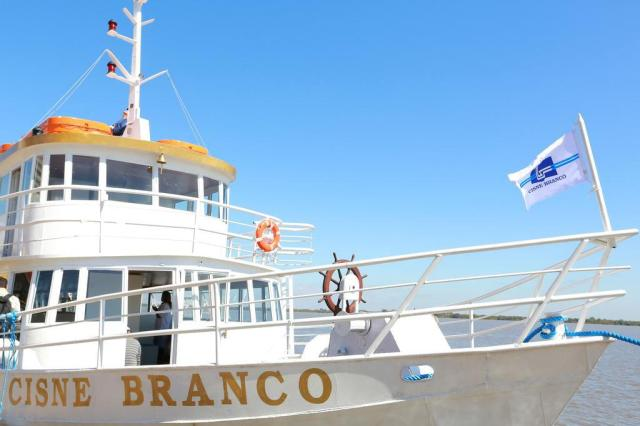 Rosane Tremea: Cisne Branco e o reencontro com a cidade Omar Freitas/Agencia RBS