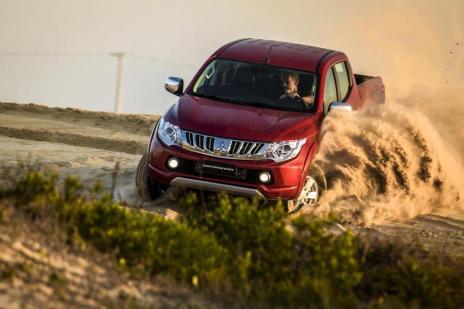 Cultuada no fora de estrada, L200 Sport quer ganhar espaço no asfalto (Divulgação/Mitsubishi)