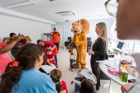 Nova sede do Instituto do Câncer Infantil terá atendimento em rede com hospitais do RS (Omar Freitas/Agencia RBS)