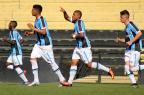 Grêmio empata em 1 a 1 com o Criciúma na estreia da Copa do Brasil Sub-20 Fernando Martinez / Aguante Comunicação./Aguante Comunicação.