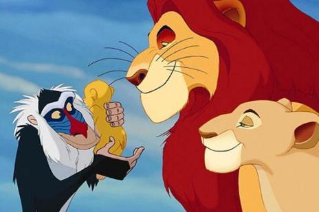 Disney anuncia remake de 'O rei leão' com atores reais (reprodução/Reprodução)