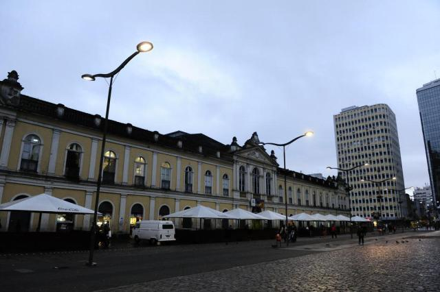 Porto Alegre tem possibilidade de chuvisco e máxima de 18°C Ronaldo Bernardi/Agencia RBS