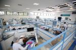Novas instalações do hospital odontológico da UFRGS