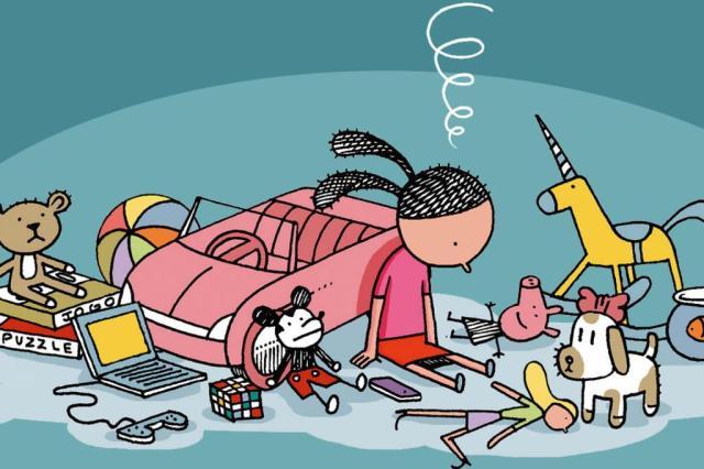 Alerta aos pais: vocês podem estar criando crianças melancólicas Edu Oliveira/Arte ZH