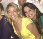 """Fernanda Gentil desabafa após assumir namoro: """"O mundo? Não acabou"""" Instagram/Reprodução"""