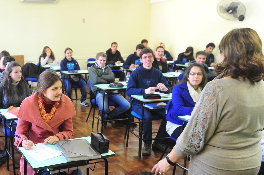 Veja as escolas do Rio Grande do Sul com melhores posições no Enem Jean Pimentel/Agencia RBS