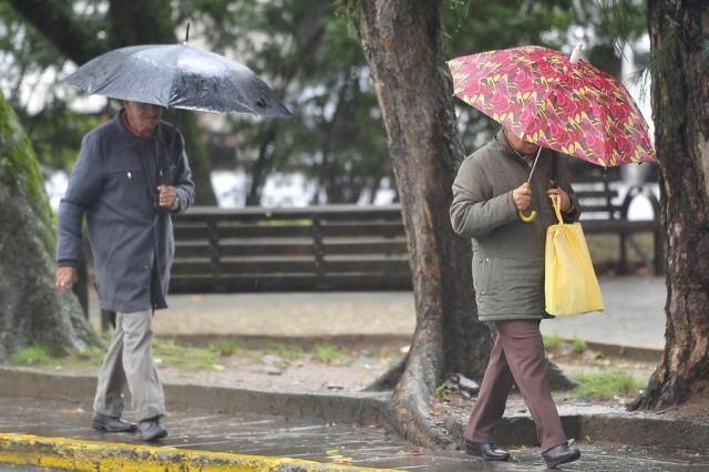 Manhã de quinta-feira deverá ser de chuva forte no Rio Grande do Sul Jean Pimentel/Agencia RBS