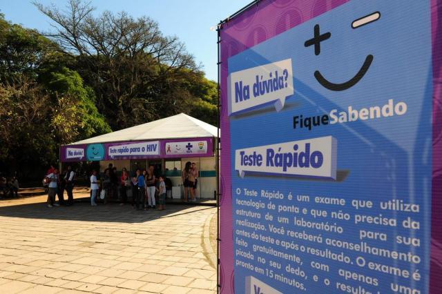 Testes de HIV grátis na Restinga e Redenção: saiba como participar Fernando Gomes/Agencia RBS