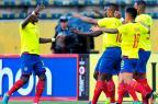 Sem Orejuela, mas com Arboleda e Cazares, Equador convocado para encarar o Brasil na Arena Juan Cevallos /  AFP/ AFP