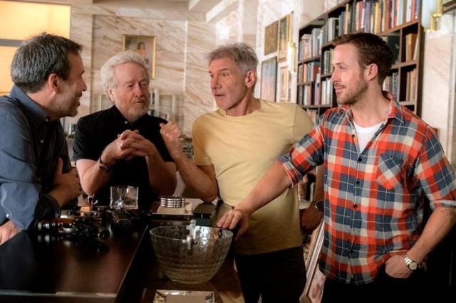 """Título de sequência de """"Blade runner"""" é divulgado Facebook/Blade Runner/Divulgação"""