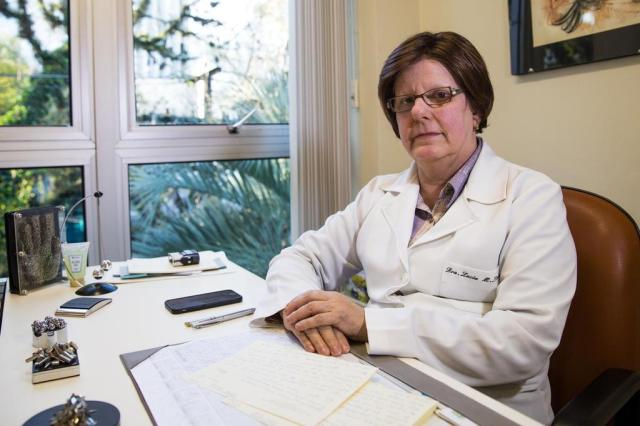 """""""Não podemos oferecer a cura, mas temos como cuidar do paciente"""" Anderson Fetter/Agencia RBS"""