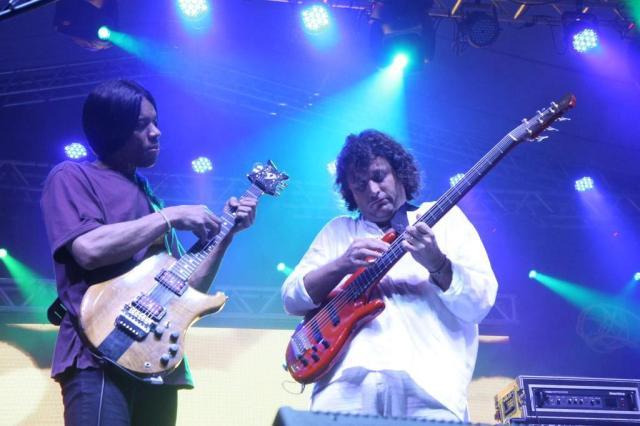 Festival BB de Blues e Jazz reúne grandes atrações na Redenção neste sábado Cíntia Duarte/Divulgação