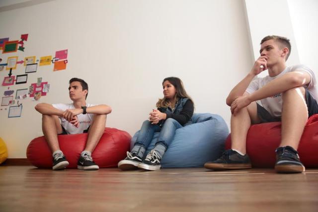 O que os alunos pensam sobre a reforma do Ensino Médio André Ávila/Agencia RBS