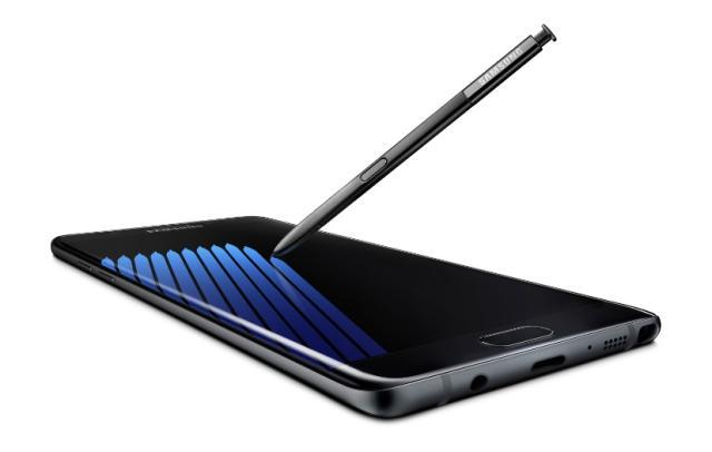 Fogo em Galaxy Note 7 faz Samsung suspender vendas do celular Divulgação/