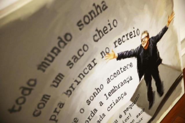 Exposição reúne trabalhos de artistas que ilustraram livros do escritor Carlos Urbim Félix Zucco/Agencia RBS