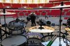 Aerosmith posta foto do palco do Anfiteatro Beira-Rio Facebook/Reprodução