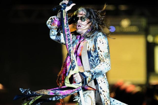 Confira como foi o show do Aerosmith em Porto Alegre Andre_Avila/Agencia RBS