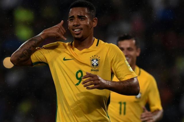 Sem dificuldades, Brasil vence a Venezuela e assume a liderança das Eliminatórias JUAN BARRETO/AFP
