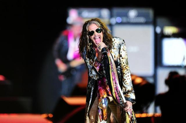 Steven Tyler fala sobre futuro do Aerosmith Andre_Avila/Agencia RBS