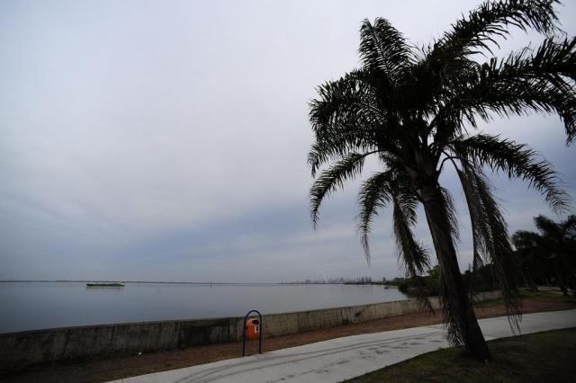 Feriado deve ter tarde chuvosa em Porto Alegre Ronaldo Bernardi/Agencia RBS