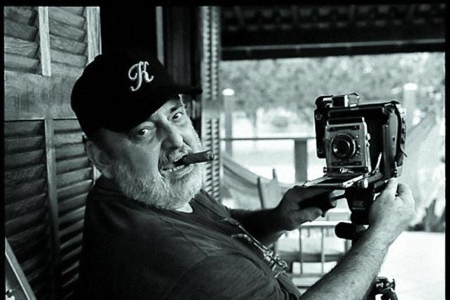 Ricardo Chaves, o Kadão, lança livro com suas histórias (e imagens) no fotojornalismo Anderson Astor/Divulgação