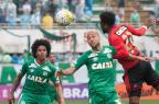 Chapecoense vence o Sport e encaminha permanência na Série A Sirli Freitas/Especial