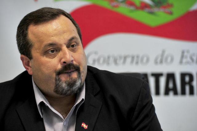 """""""A superlotação não torna o presídio vulnerável"""", diz secretário adjunto de Justiça e Cidadania de SC Cristiano Estrela/Agencia RBS"""