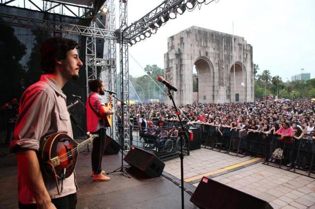 Shows da Festa Nacional da Música em Porto Alegre são cancelados Camila Domingues/Especial