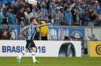 Em alta no Grêmio, Ramiro é aposta de Renato contra o Atlético-PR Lucas Uebel/Grêmio,Divulgação