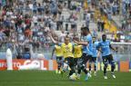 Segredo gremista para vencer o Atlético-PR está no meio-campo Lucas Uebel/Grêmio/Divulgação